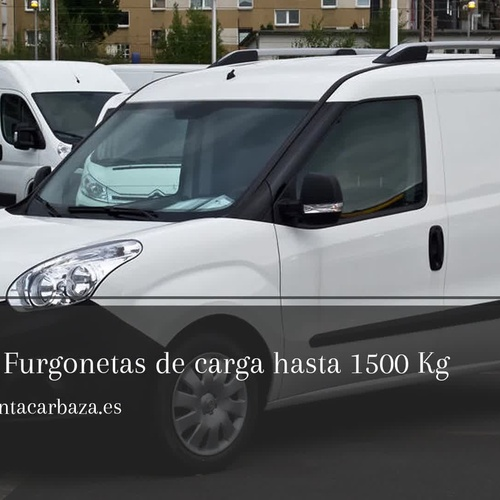 alquiler de furgonetas Baza