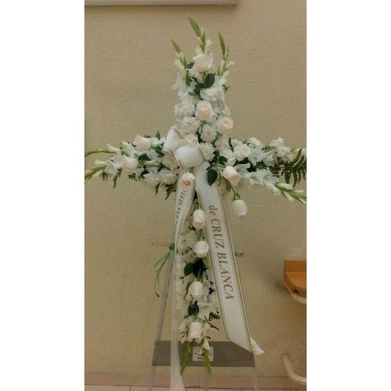 Cruces : Nuestras flores de Flores Tere
