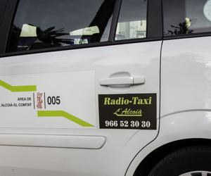 Servicio de radio-taxi en Alcoi