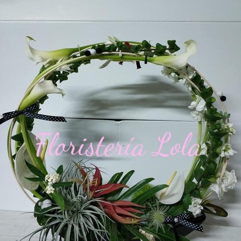 Cementerio: Servicios de Floristería Lola