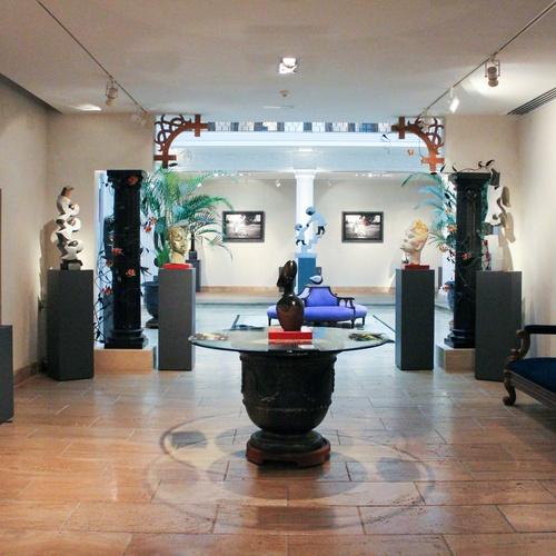 Galería de arte africano en Madrid centro | Gazzambo Gallery