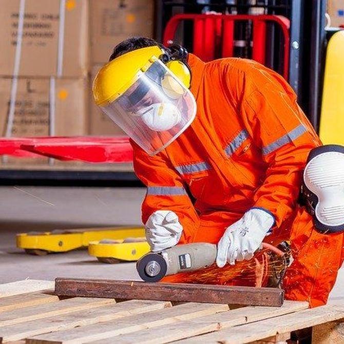 Riesgos y medidas de seguridad en la industria de la siderurgia y de la metalurgia
