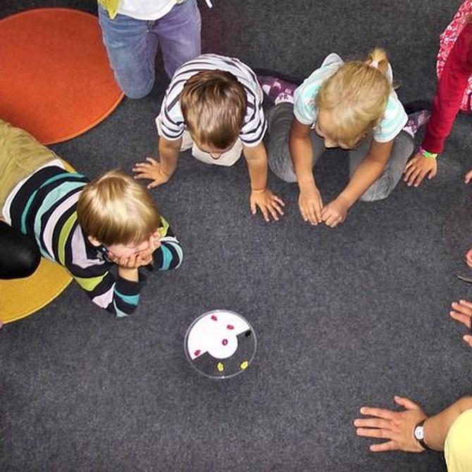 Las ventajas de la guardería en la edad más temprana