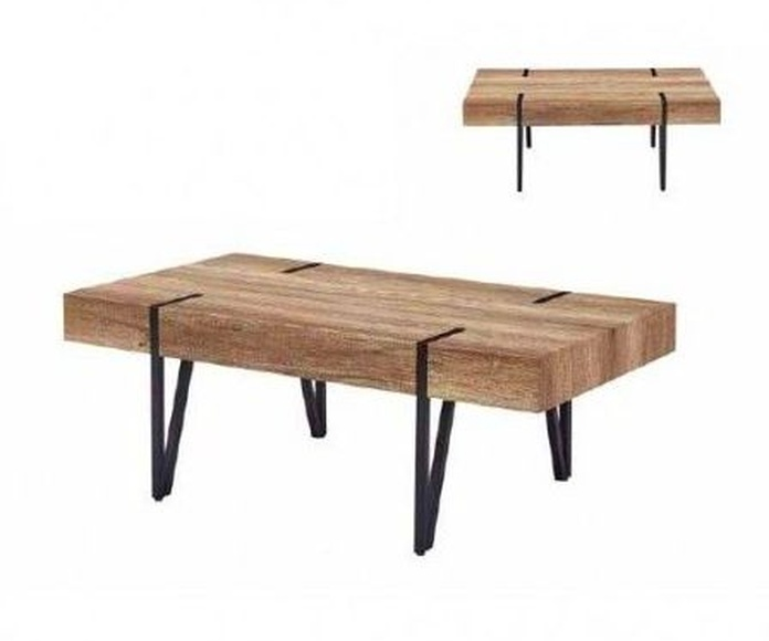 mesas de centro: CATÁLOGO DE MUEBLES de Merysan Muebles