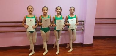 Cambio de fechas exámenes Royal Academy of dance