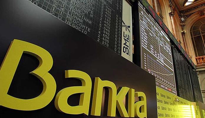 Noticias sobre acciones Bankia