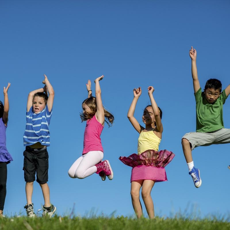 Patios por edades: Servicios de Escuela Infantil Party