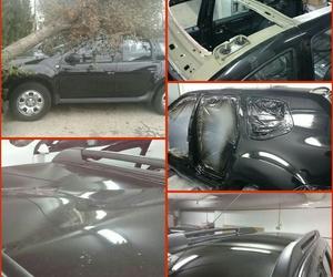 Nuestros trabajos :Dacia Duster