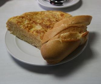 Desayunos: Nuestros platos de La Espuela