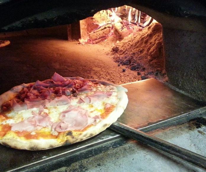 Pizzas clásicas: Carta de Pizzería Oasis