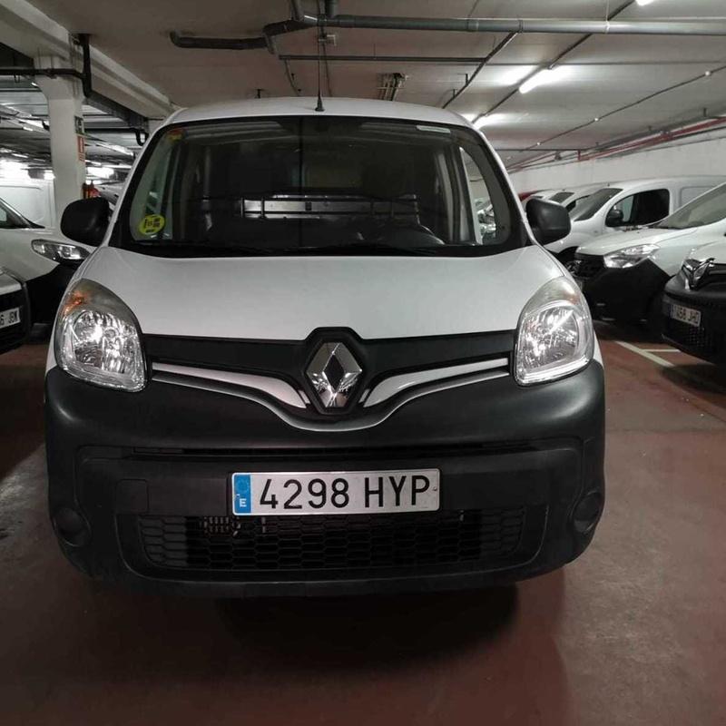 Renault Kangoo Profesional dCi 75cv: Stock de Furgonetas a Buen Precio