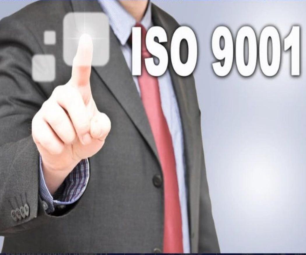El certificado de calidad ISO 9001