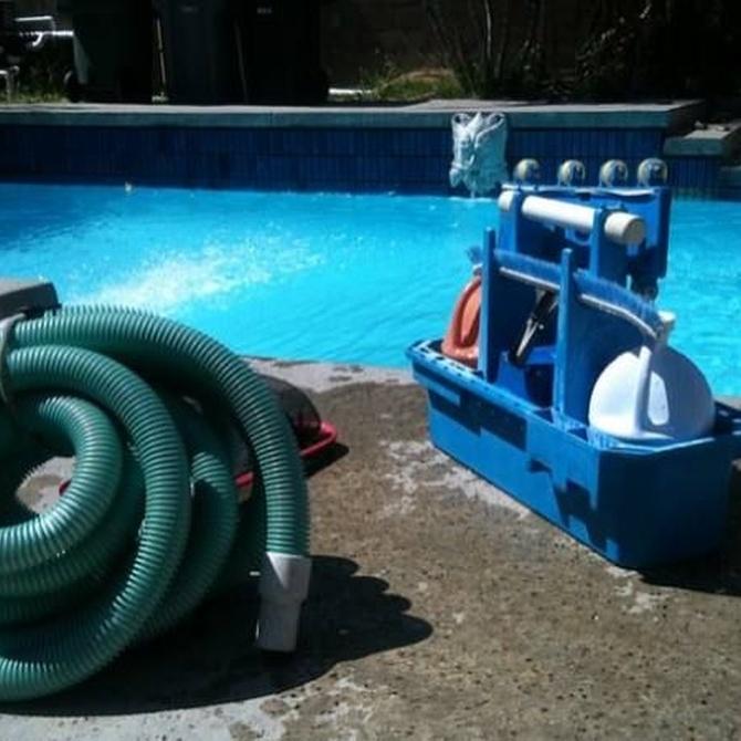 Pon la piscina a punto antes de que comience la temporada
