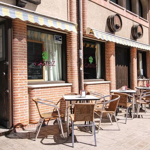 Cocina vasca en Guadarrama | Sidrería Vasca Gasteiz