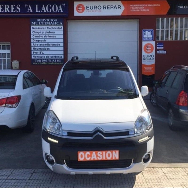 Citroën Berlingo XTR 1.6HDI 92CV:  de Ocasión A Lagoa