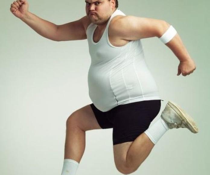 Sobrepeso y Obesidad.