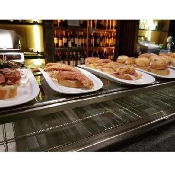 Entrantes calientes: Carta de Restaurante Goizeko Izarra