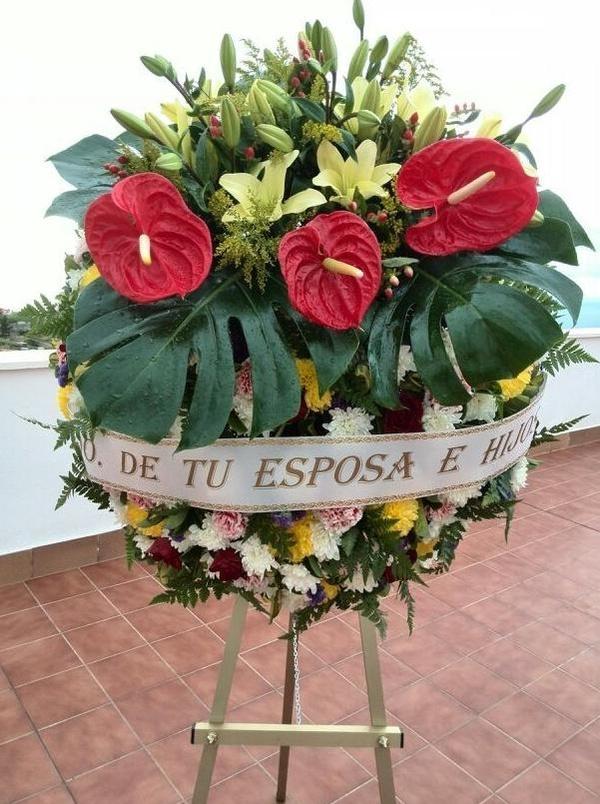 Corona  Ref: 02: Productos y servicios de Funeraria El Platero