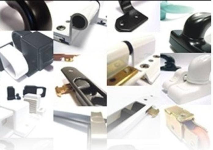 Accesorios: Catálogo de servicios de Aluminios Los Ángeles