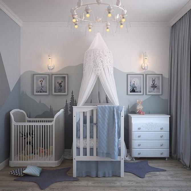 ¿Es importante la decoración del cuarto de un niño?