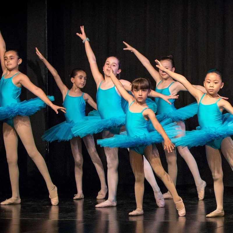 Ballet clásico infantil