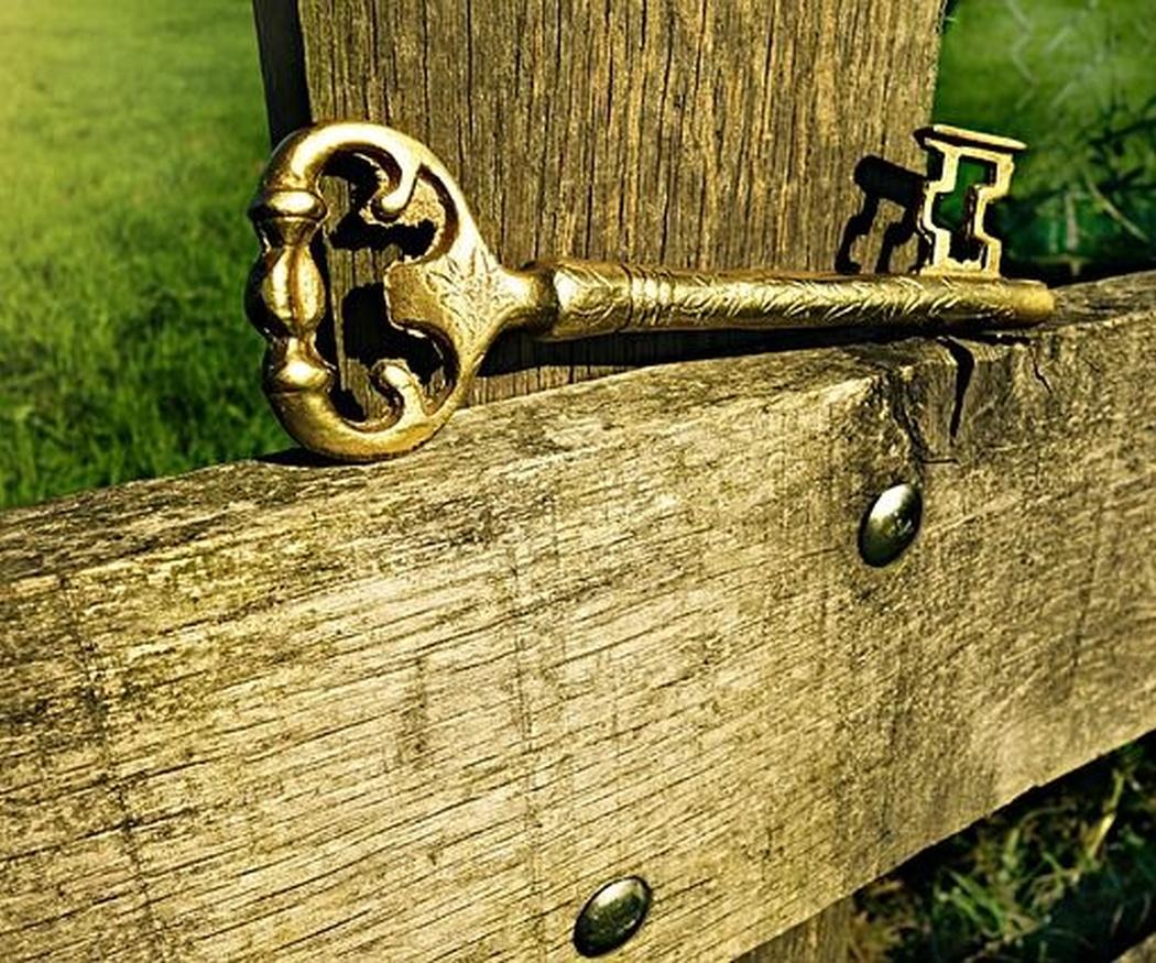 Historia de las llaves