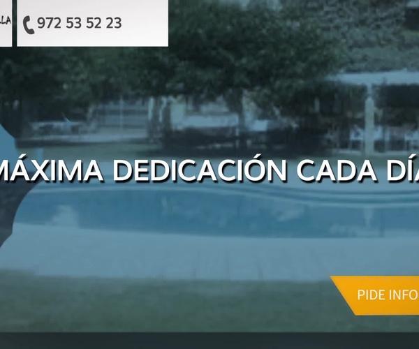 Restaurante para eventos en La Vajol | Restaurante Piscina Manrella