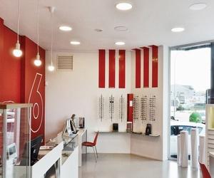 Proyecto de diseño de interiores en óptica