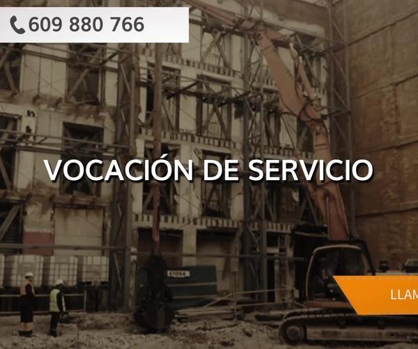 Cimentaciones especiales en Murcia | CIMENTER