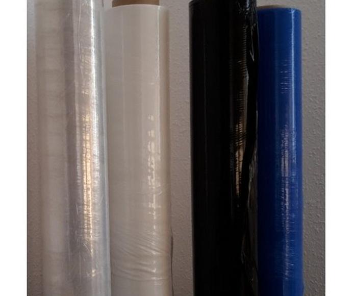 Gama de productos: Productos de Plásticos Vidal