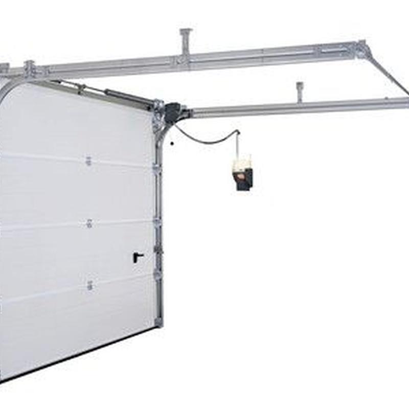 Automatización de Puertas: Productos y servicios de Hierros Y Aluminios Torres