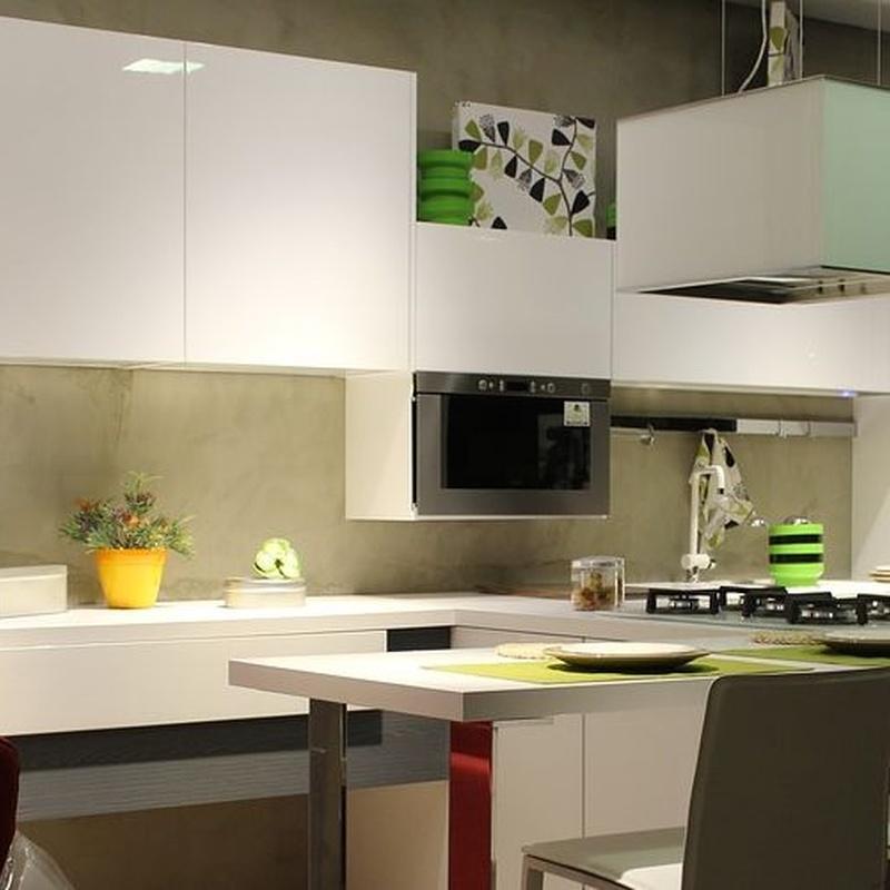 Cocinas de diseño: Servicios de Reformacyl