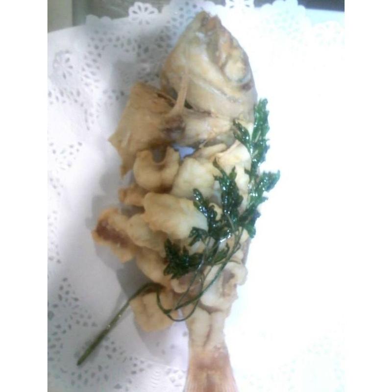 Nuestros pescados de la bahía: Platos de Restaurante La Sartén