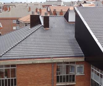 Aislantes de tejados: Qué hacemos de Canalones y Cubiertas Fonseca