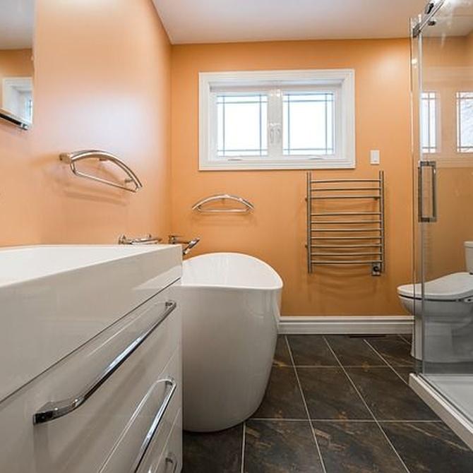 Comodidad y estilo en el baño