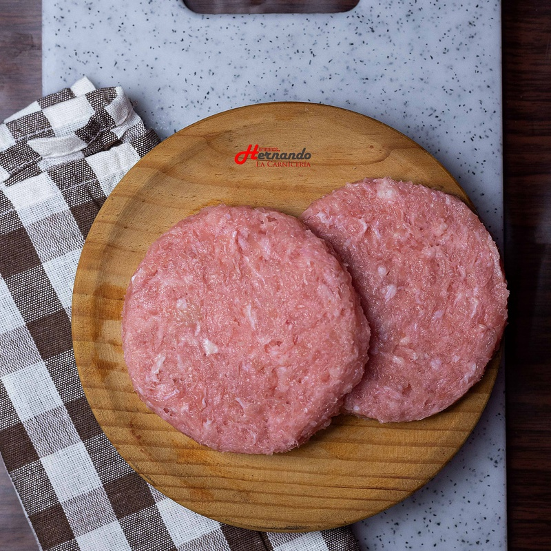 Hamburguesas y mini-hamburguesas: Productos de La Carnicería Hnos. Hernando