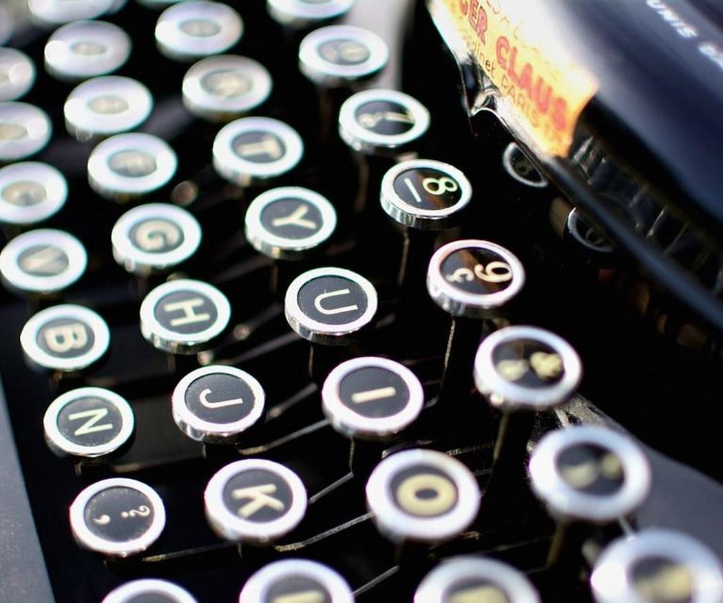 Escritores que siguen utilizando la máquina de escribir