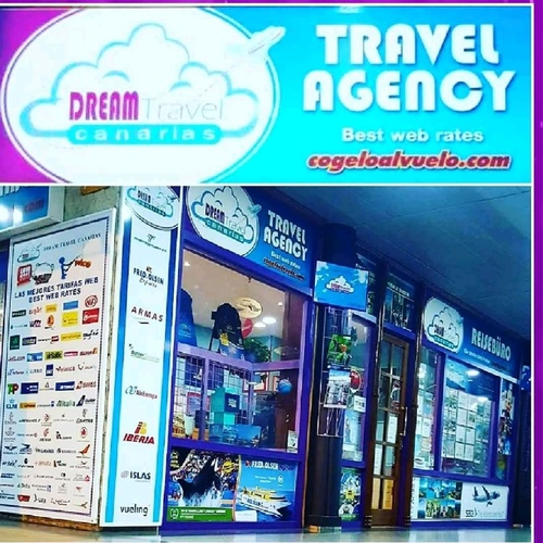 Travel agency in Las Palmas