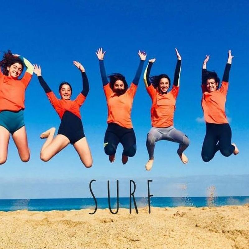 Cursos de Surf Verano: Servicios de Shock Wave Surf School