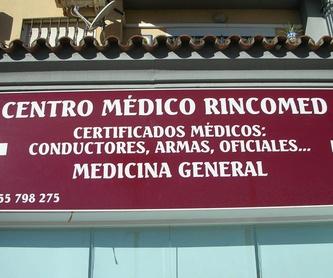 PSICOLOGÍA: Servicios de Rincomed
