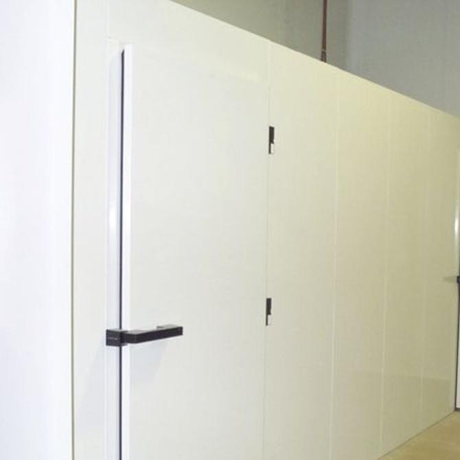 Ventajas del panel sándwich frigorífico