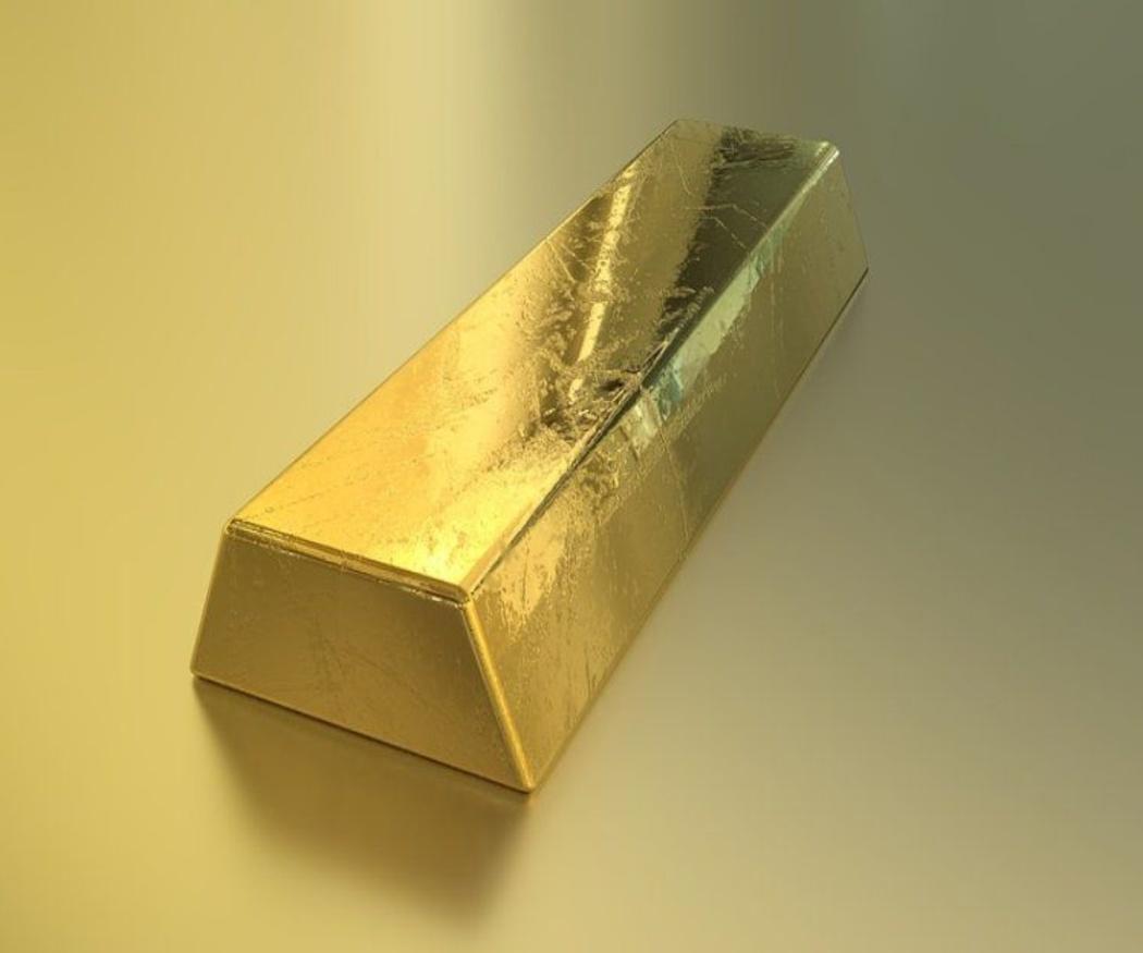 El oro en la historia
