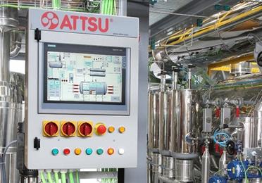 Controles, automatización y centralización de datos de proceso