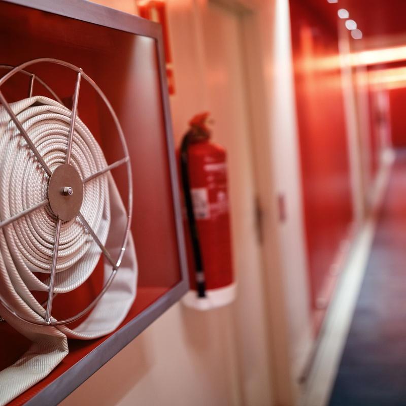 Sistemas contra incendios: Servicios de Visufoc