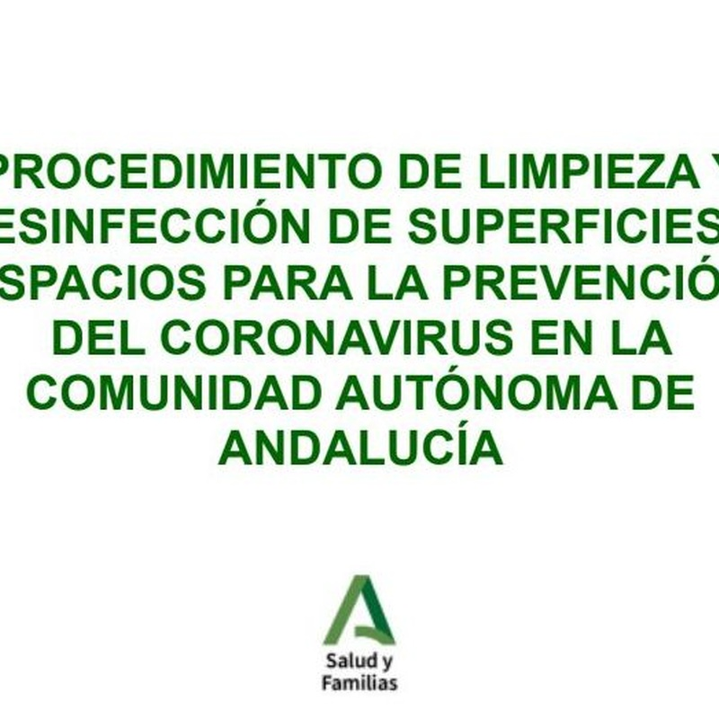 Procedimiento  Coronavirus : Servicios de Exterplagas