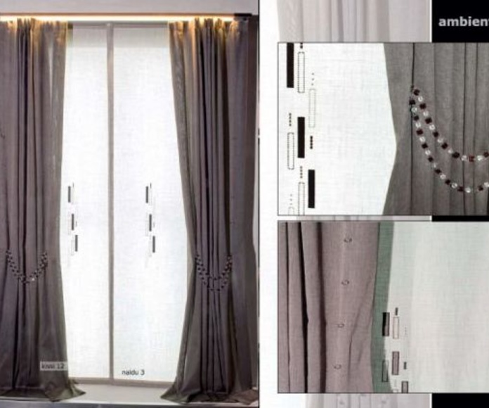 Cortinas: Catálogo de Vaya Tela