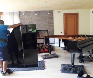 Mudanzas de pianos