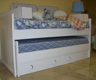 Dormitorios infantil - juvenil