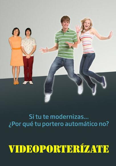 Cambiar de portero automático a videoportero digital en Torrevieja. Alicante.