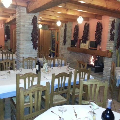 Restaurantes recomendados Sierra de Cazorla